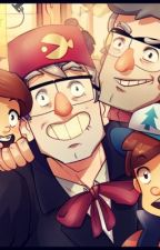 Stan and Ford Pines AUA (ask us anything) by Hottopiczz