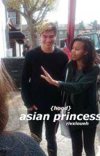 Asian princess {hood} by rivxloueh