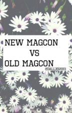 New Magcon VS Old Magcon by dallxs2001