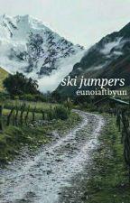 ski jumpers ❆ schlierenzauer by dramaforkraft