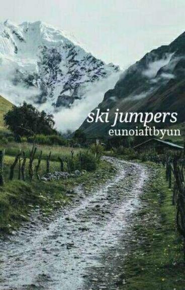 ski jumpers ❆ schlierenzauer