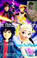 "The Family Of Mystery (Sequel To ""The Daughter Of Elsa"") by MiraculousHeroes"