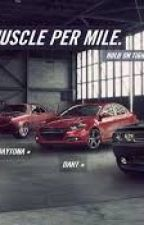 Invisible: Fast and Furious FanFic: Book 1 by KazuyaTetsuya