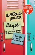 Notas para Angie. by esposlaugh