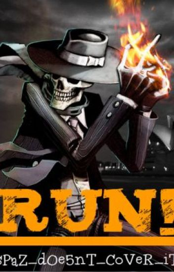 Run! -A Skulduggery Pleasant Fanfiction