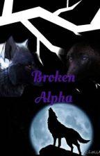Broken Alpha by SmudgeTheWolf