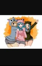 Lucy,juvia and Levy's Revenge On Fairy Tail by anime7890