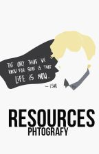 Resources ☹ by phtografy
