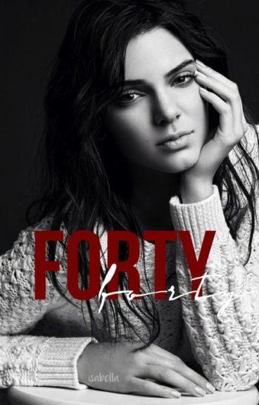 Forty ♡ Emmett Cullen