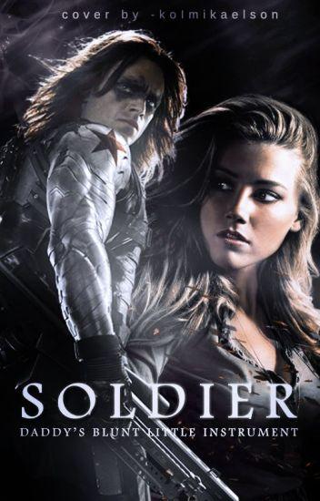 Soldier ϟ Bucky Barnes| Supernatural/Avengers