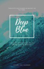 Deep Blue || Luke Hemmings by chase_the_summer