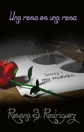 Una rosa es una rosa by RoxanaBR9