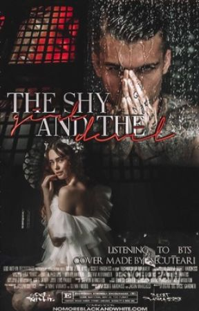 The shy girl and the devil by listening_to_BTS