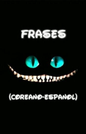 Frases Espanol A Coreano Cat Wattpad