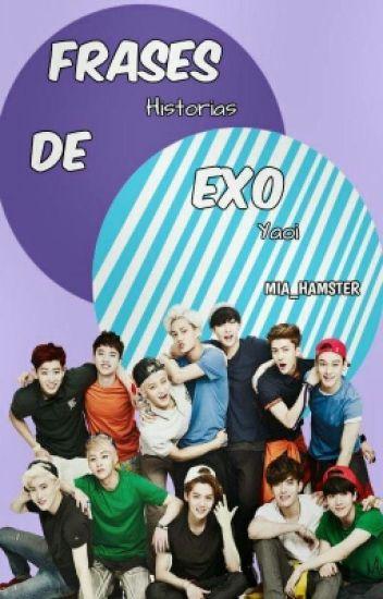 Frases EXO (YAOI)