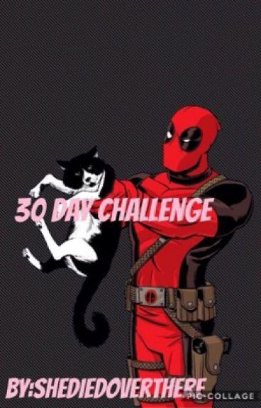 30 Day Smut Challenge (Peterick&Ferard)