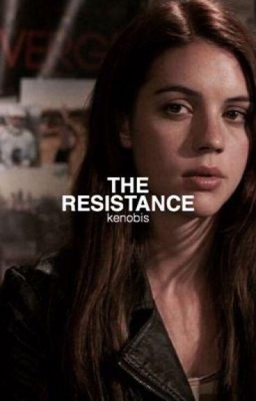THE RESISTANCE; KYLO REN