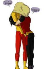 ¿Enamorado De Un Hombre?-RobinxKid Flash by DobleNowo