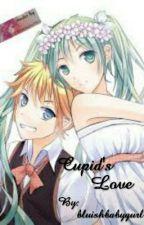 Cupid's Love by bluishbabygurl