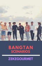 Bangtan Scenarios by zekegourmet