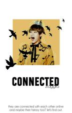 connected ☎ taekook [SLOW UPDATE] by ziaggra