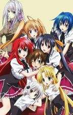Conquistando a Issei: High School Dxd Fanfic by Alnderan