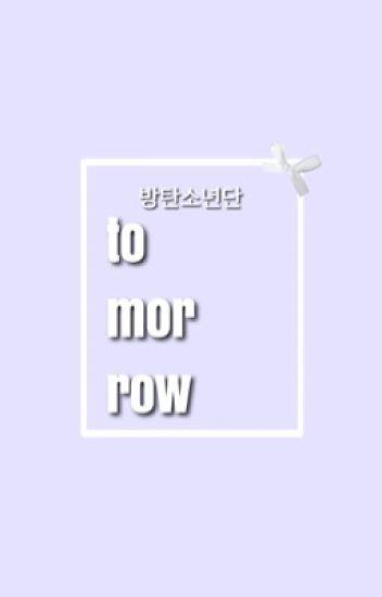 방탄소년단 「Tomorrow」✔️