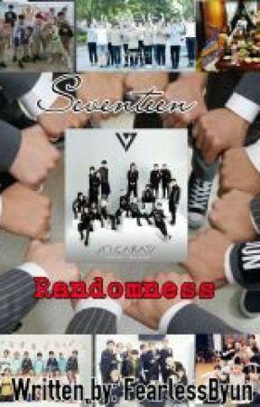 Seventeen Randomness by FearlessByun