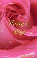 Hailey's Blog by Winwinism