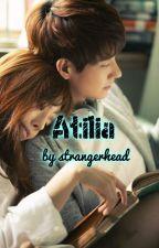 Atilia by strangerhead