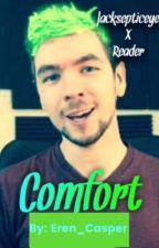 Comfort (Jacksepticeye X Reader) by KeeKoe