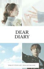 [✔] DEAR DIARY 1 + Jeon Jungkook by itsj_hyun