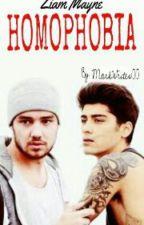 Homophobia; Ziam by MarkWrite00