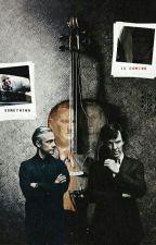 Приключения Шерлока Холмса.Черная Далия by ChellKillerOne