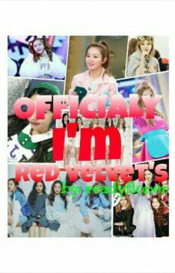 Officially, I'm Red Velvet's