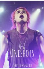 A-Z Oneshots [Frerard] by zeppelinspaced