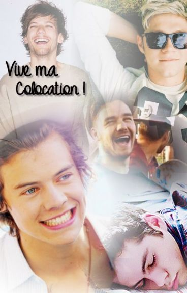 Vive ma colocation...{one direction}