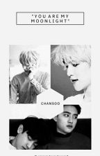 """You are my moonlight"" (Chansoo) by HYUNSUNSHINE"