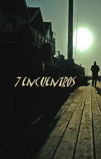 7 encuentros (Nico di'Angelo) by semi_cami