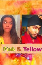 Pink And Yellow - Amilly by asfatewillhaveit