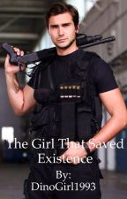 The Girl That Saved Existence - Primeval/Becker Love Story by DinoGirl1993