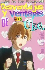 Ventajas y Desventajas de ser Uke by Yuna_la_Tunita