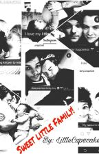 Sweet little Family  {Larry Stylinson Mpreg FF} by LittleCupecake14