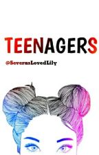 ·Teenagers· by HerSunflower