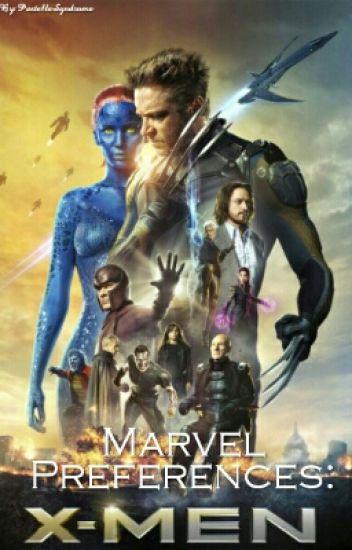 Marvel Preferences:X-Men Edition[Abandoned]