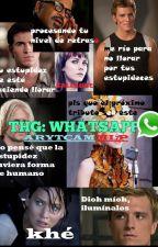 THG Whatsapp en Panem by Artycam