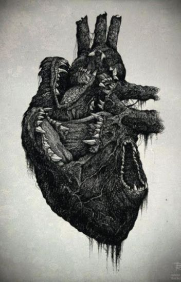 A Beautiful Collection Of Dark Poetry.