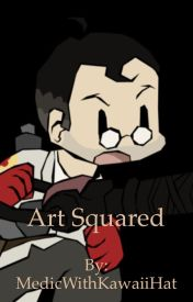 Art Squared by SeaGoatChild