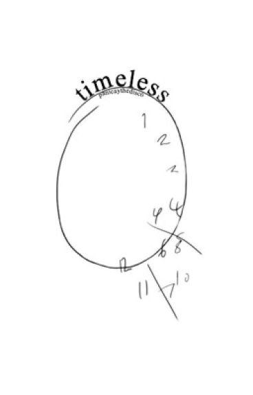 timeless | sequel | d.w