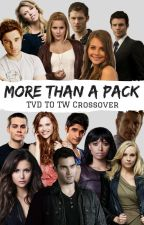 More Than A Pack TVD TO TW Crossover by klaroline-4ever